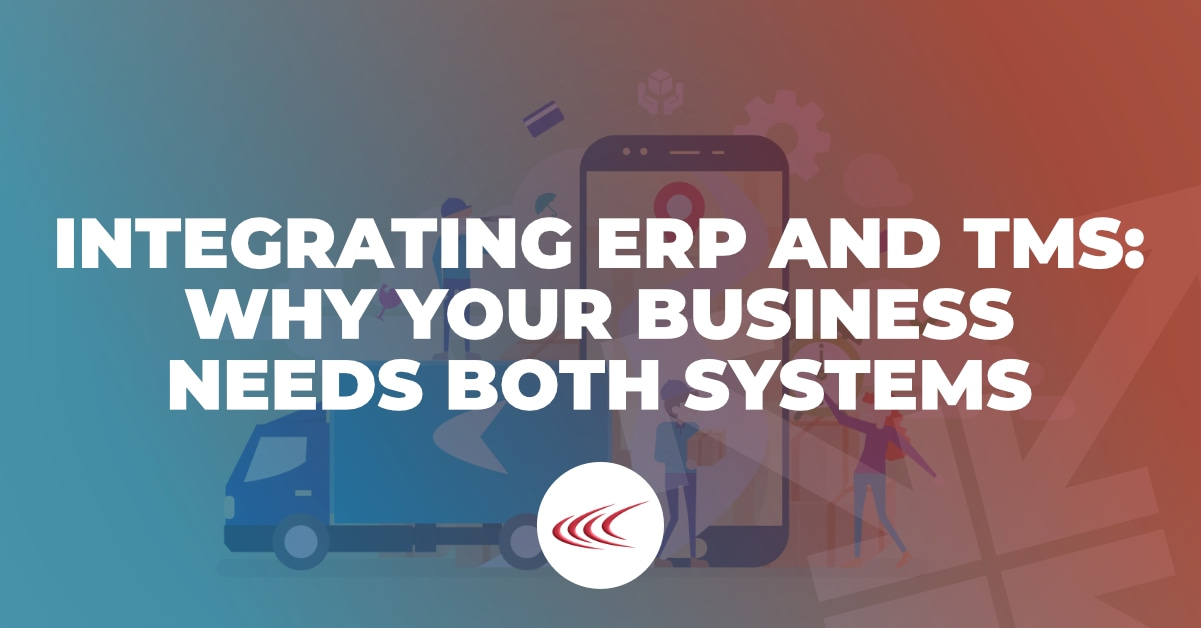 Integrating ERP and TMS