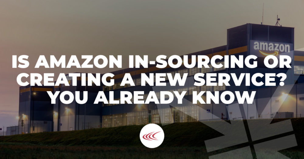 Is Amazon In-Sourcing