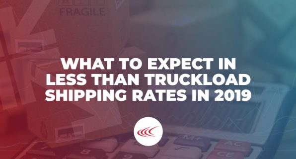 LTL Freight Rate Outlook