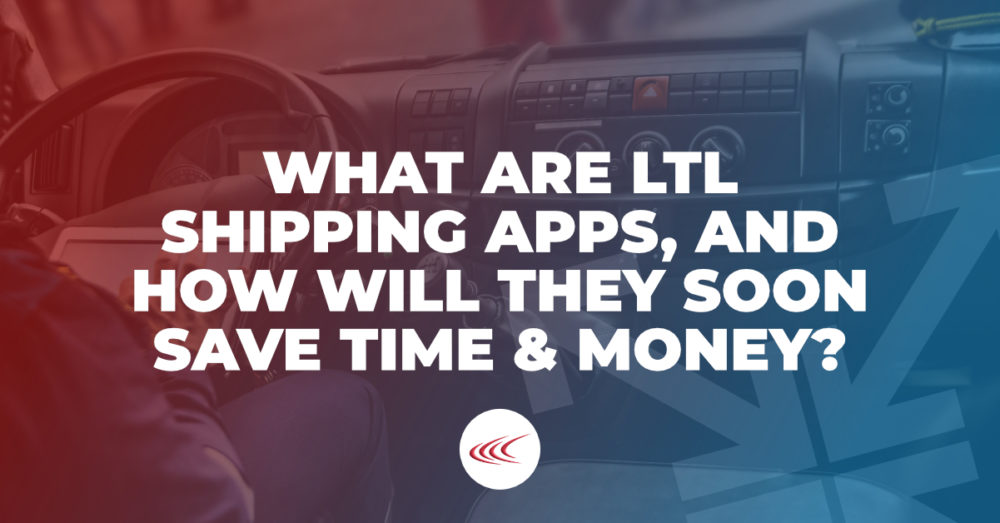 LTL Shipping Apps