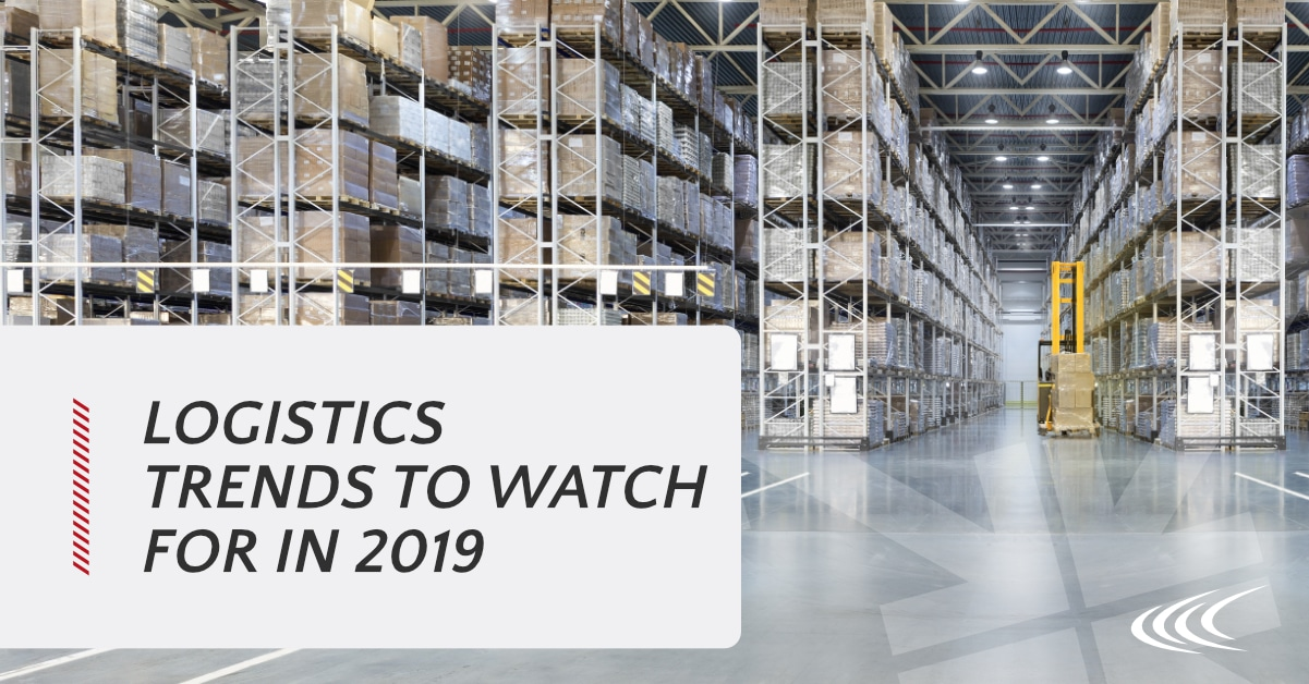 Logistics Trends to Watch