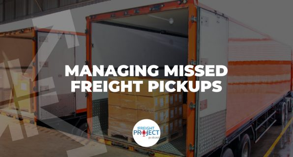 Missed Freight Pick Ups