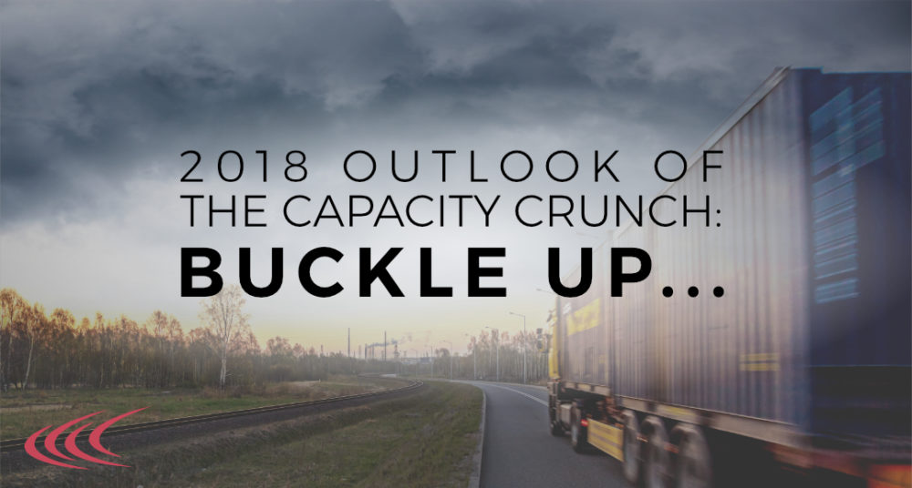Outlook of the Capacity Crunch