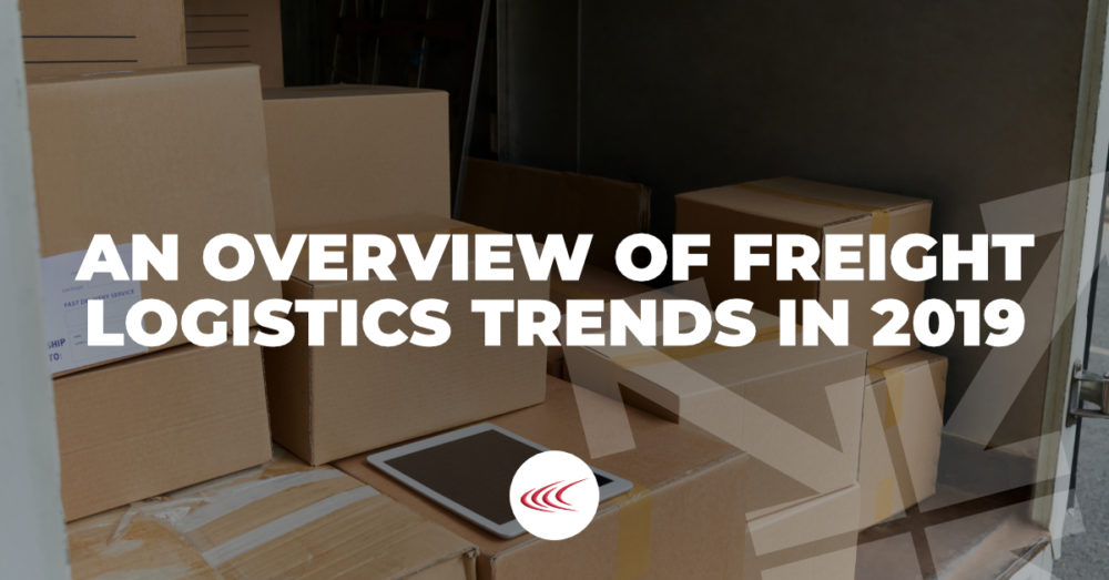 Overview of Freight Logistics Trends