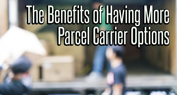 Parcel Carrier Options