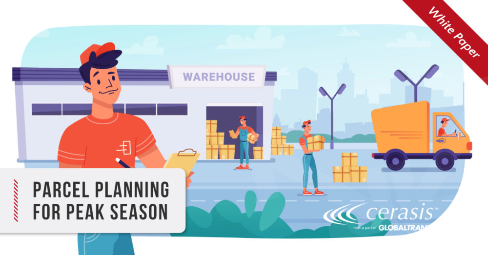 Parcel Planning for Peak Season