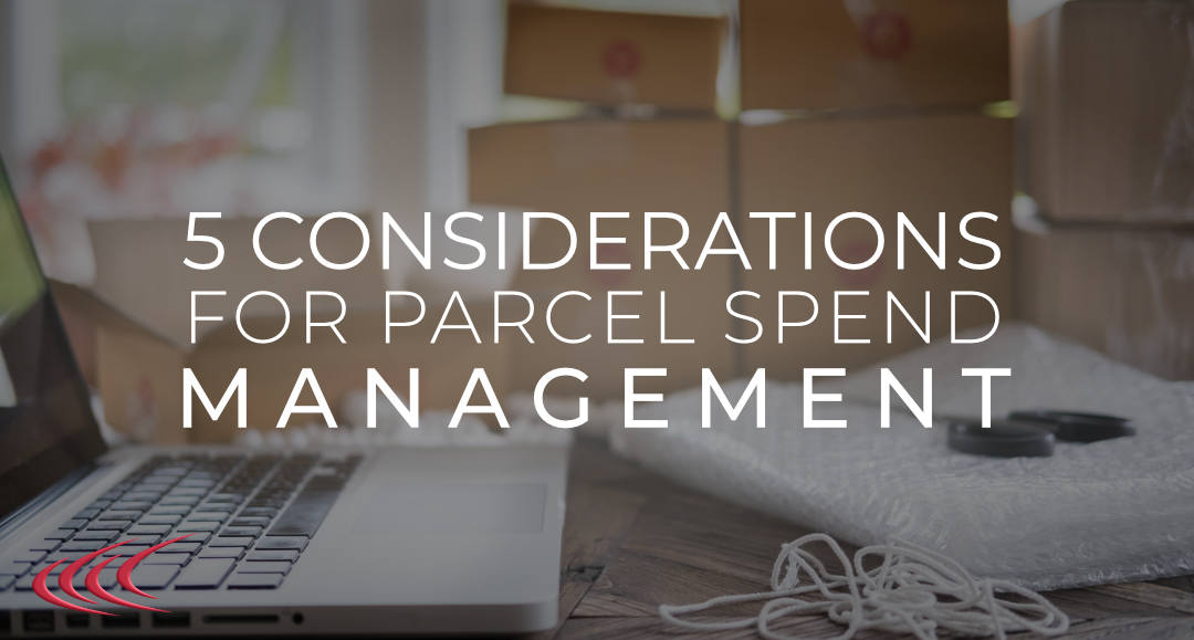 Parcel Spend Management