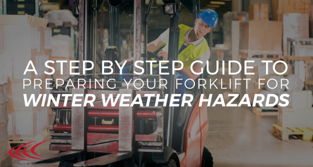 Preparing Your Forklift For Winter