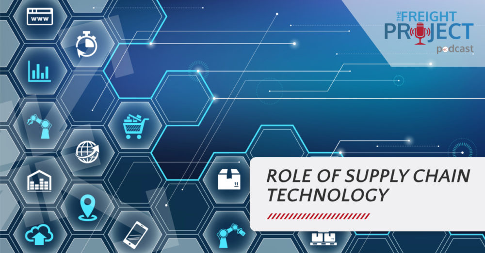 Role of Supply Chain Technology