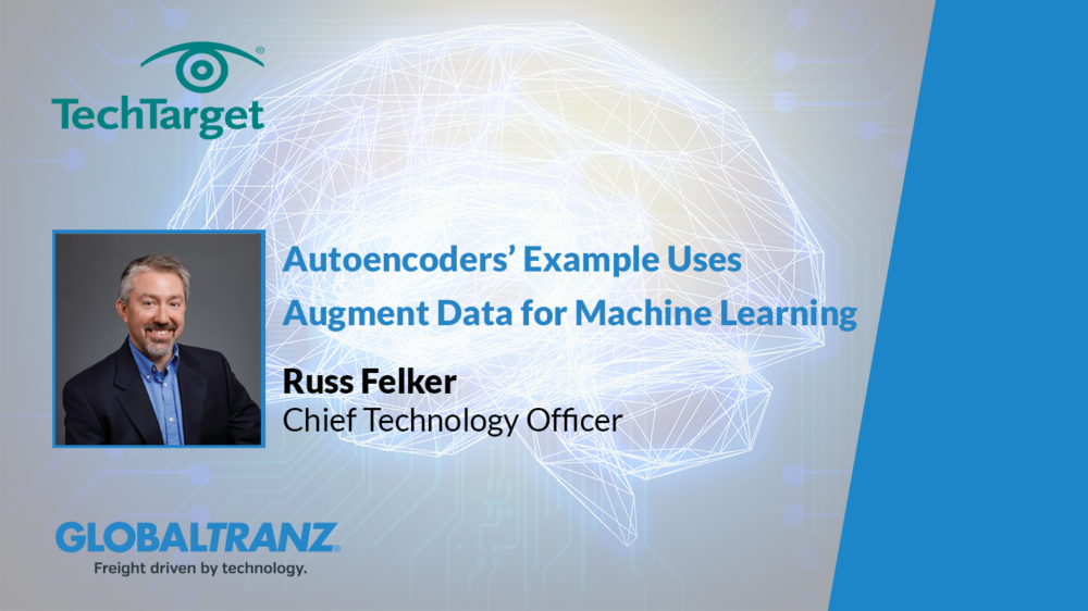 Autoencoders' example uses augment data for machine learning