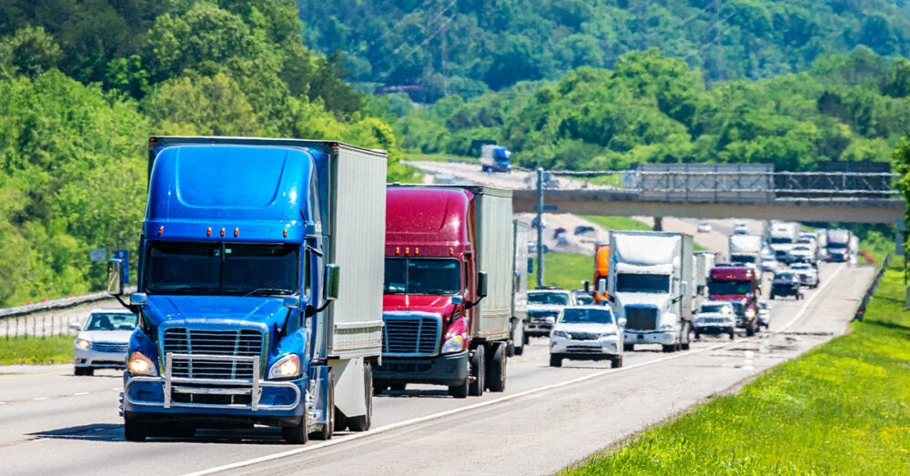 The State of the Trucking Market in 2021