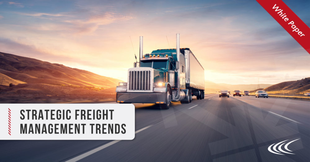 Strategic Freight Management Trends
