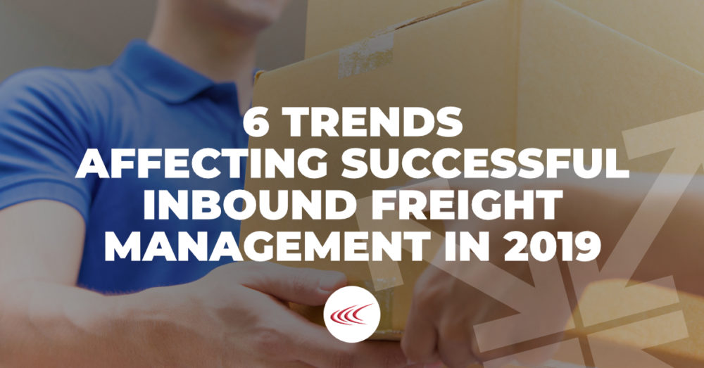 Successful Inbound Freight Management