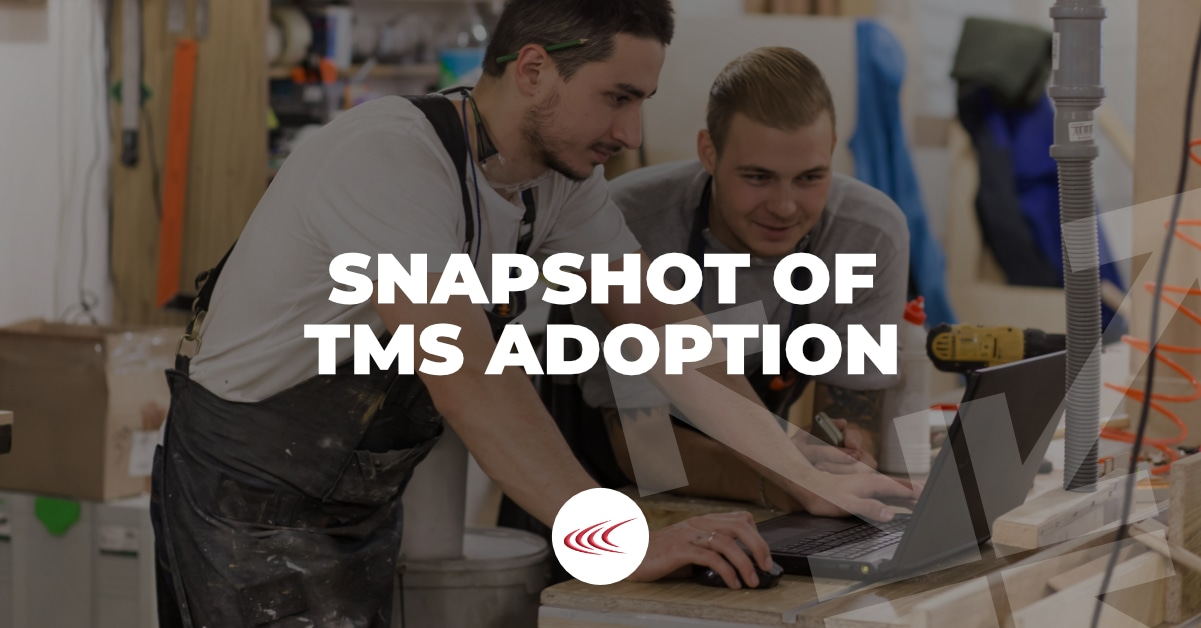 TMS Software adoption
