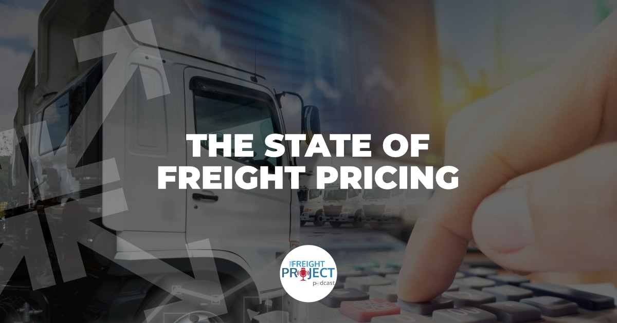 The State of Freight Pricing