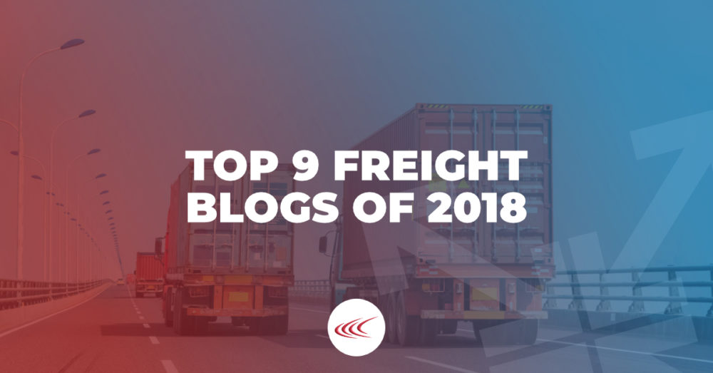 The Top 9 Freight Blogs of 2018