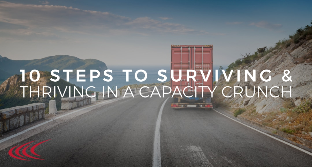 Thriving in a Capacity Crunch