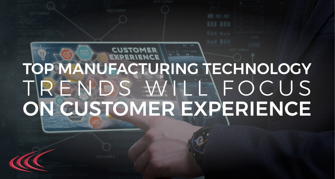 Top Manufacturing Technology Trends
