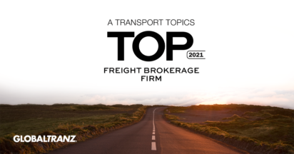 GlobalTranz Named to Transport Topics Top Freight Brokerage Firms