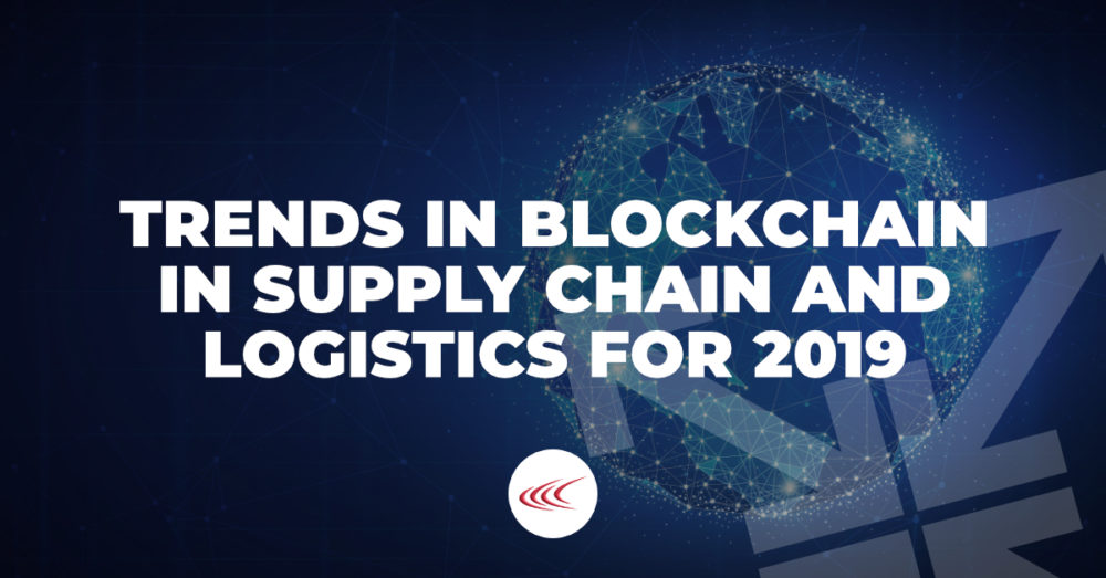 Trends in Blockchain in Supply Chain and Logistics