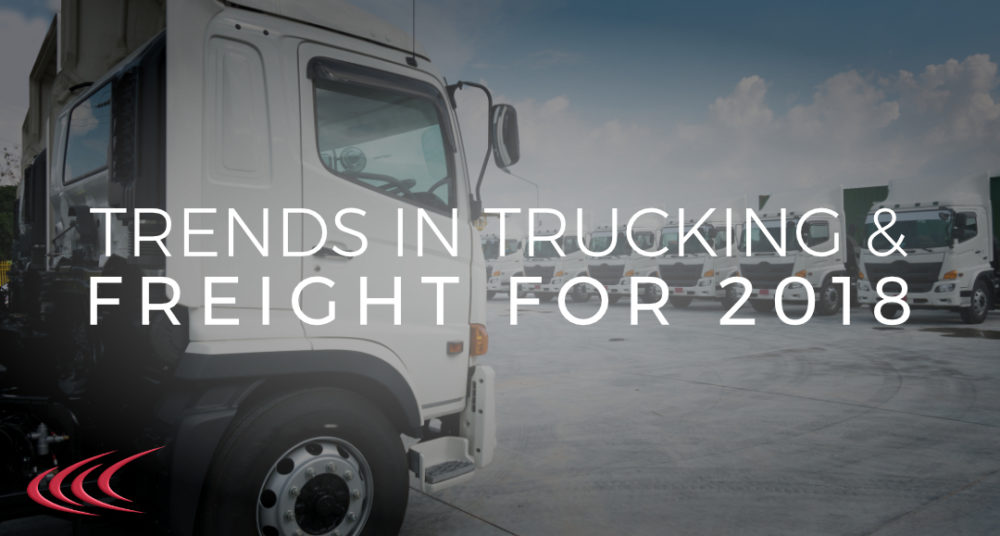 Trends in Trucking and Freight