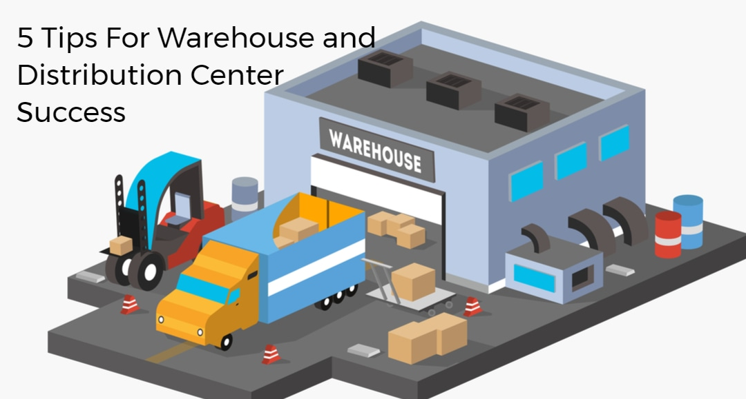 Warehouse and Distribution Center Management