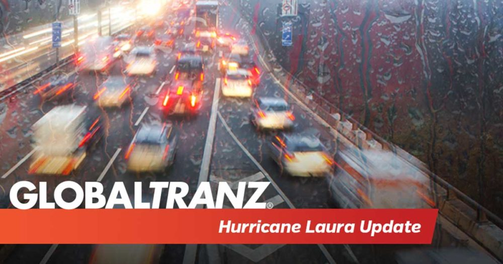 Hurricane Laura and Tropical Storm Marco: Transportation Update