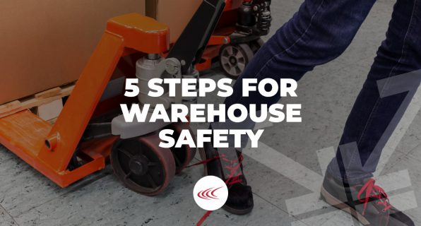 Warehouse Safety 5 steps