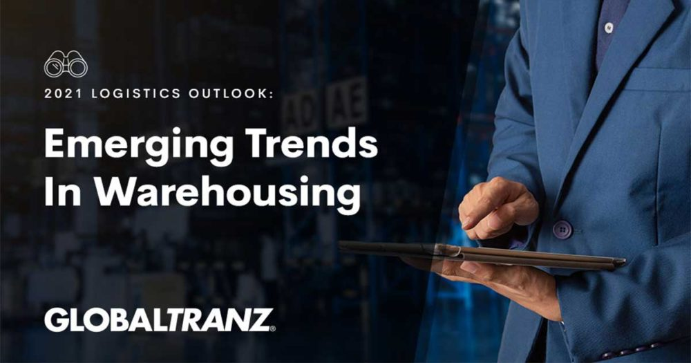 Emerging Trends In Warehousing