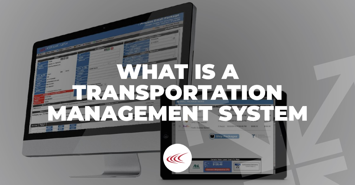 What is a Transportation Management System