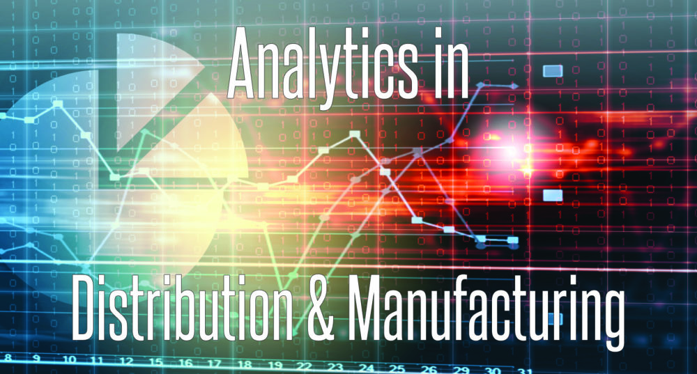 analytics in distribution and manufacturing Buffer