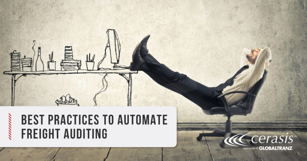 automate freight auditing