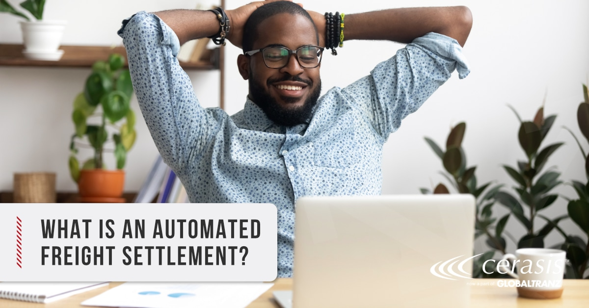 automated freight settlement