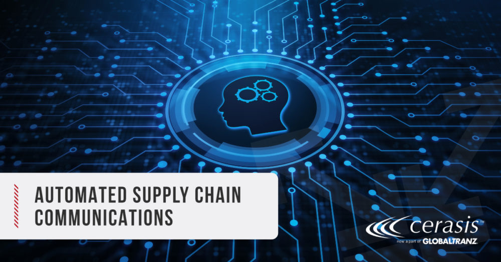 automated supply chain communications