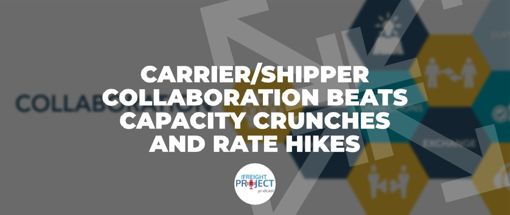 carrier and shipper collaboration