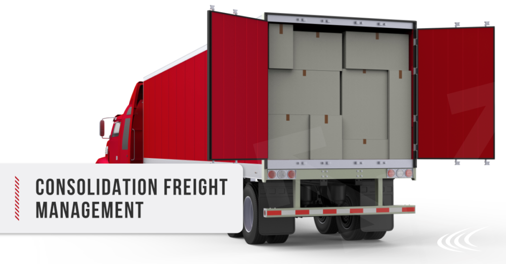 consolidation freight management