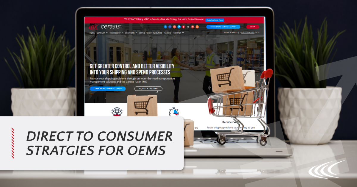 e-commerce and final mile
