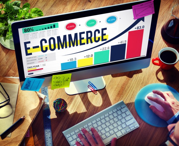 e-commerce for manufacturing
