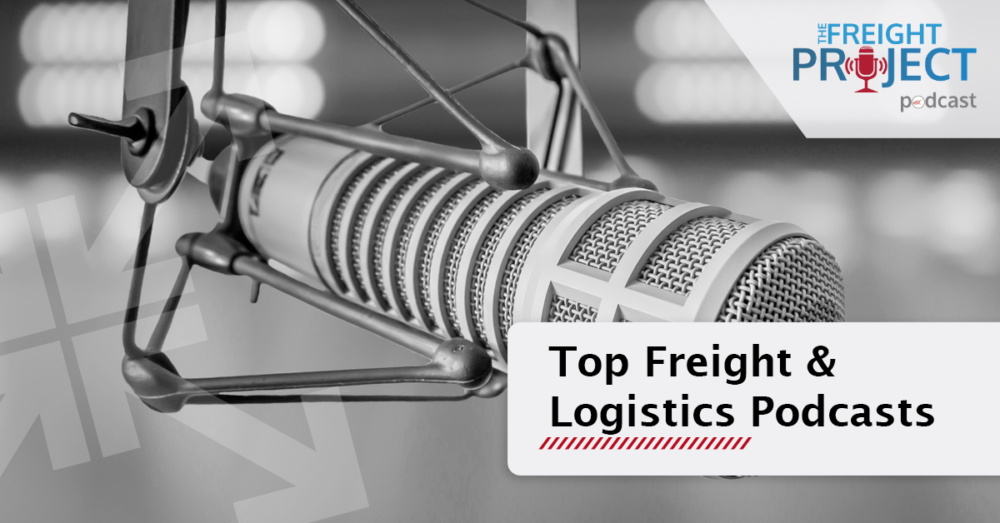 freight and logistics podcasts