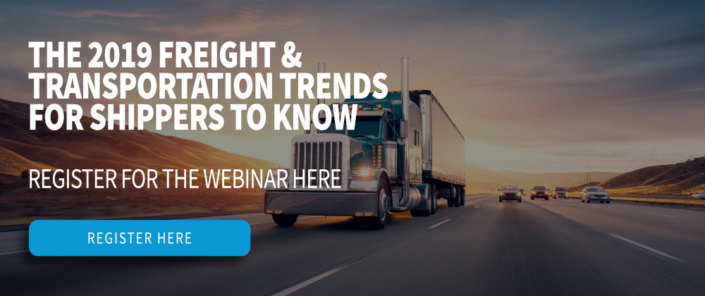 freight and transportation trends