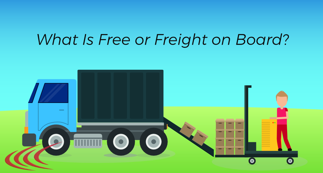 freight on board