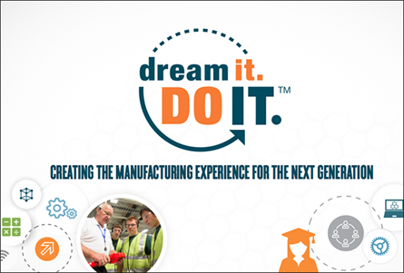 image of manufacturing dream it do it
