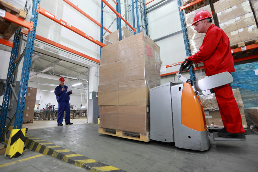 inventory control in the supply chain