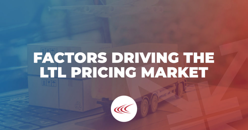 less than truckload pricing market
