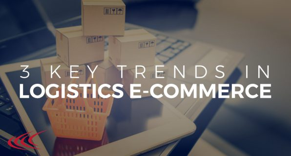 Three Key Trends In Logistics E-Commerce