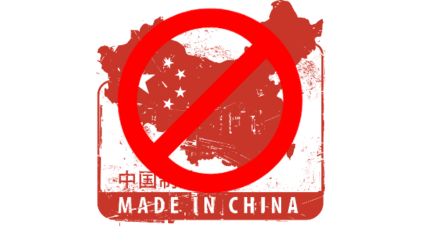 made in china manufacturing