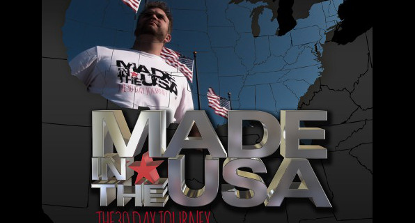 made in the usa a 30 day journey