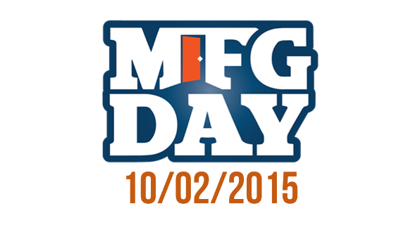 manufacturing day 2015 featured image