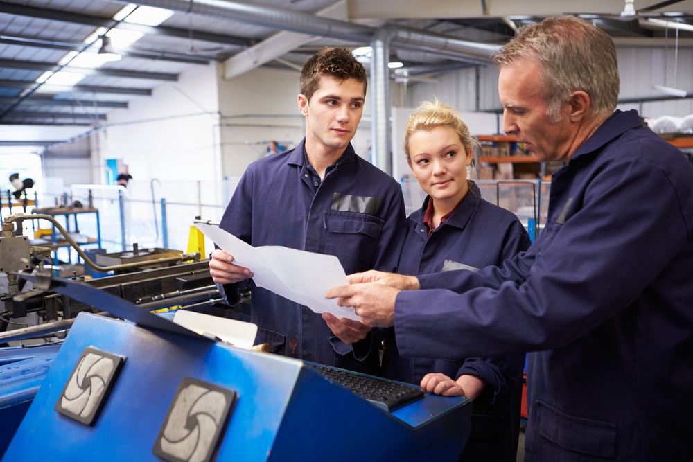 manufacturing industry pros