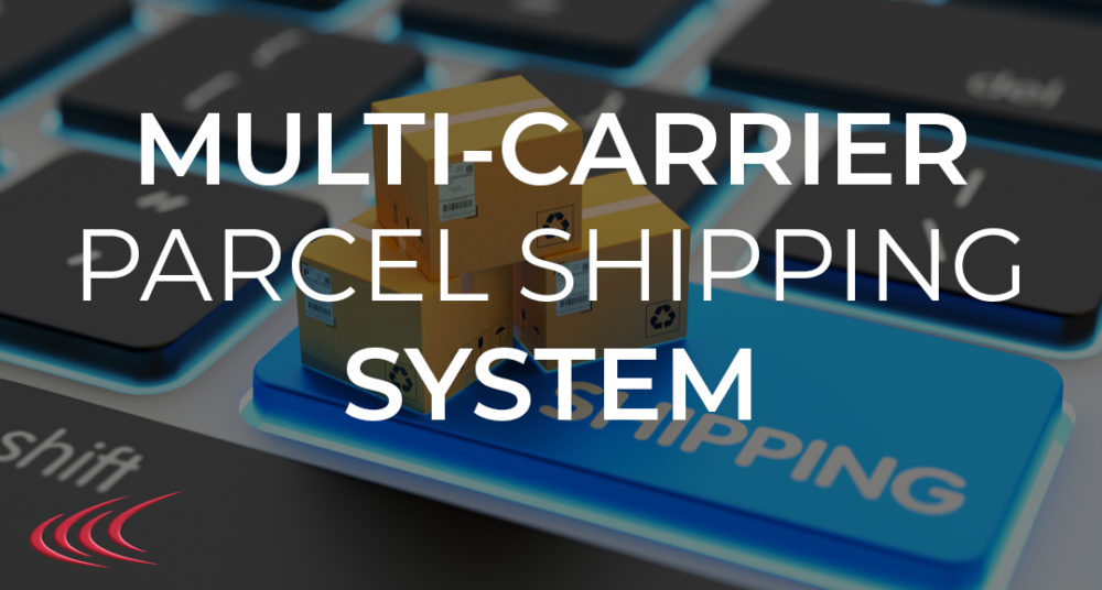 multi-carrier parcel shipping system
